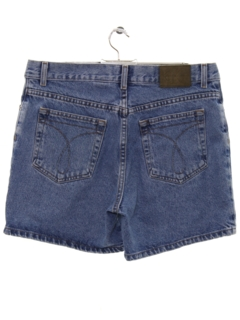 1990's Womens Denim Jeans Shorts