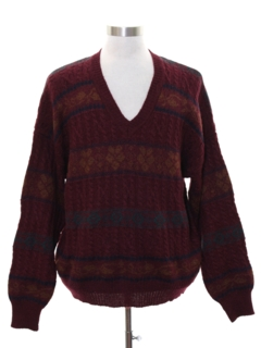 1980's Mens Sweater