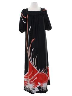 80a75e0dec0 Womens Vintage Hawaiian Dresses at RustyZipper.Com Vintage Clothing
