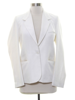 1990's Womens Blazer Sport Coat Jacket