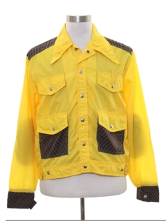 1970's Mens Nylon Jacket