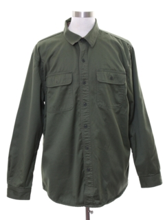 1990's Mens Shirt Jacket