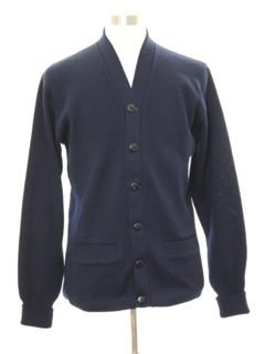 1940's Mens Varsity Sweater