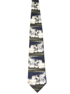 1990's Mens Collectible Art Necktie