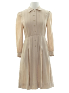 1950's Womens Secretary Dress