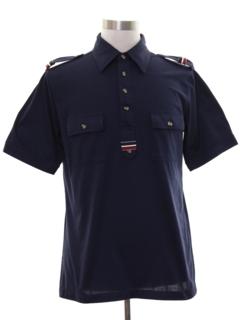 43faf5656f16a Mens Vintage 80s Polo Shirts at RustyZipper.Com Vintage Clothing