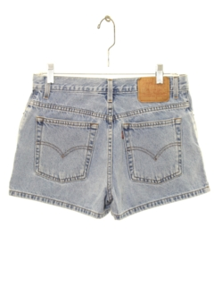 1990's Womens Denim Shorts