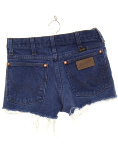 1990's Womens/Girls Cut Off Denim Shorts