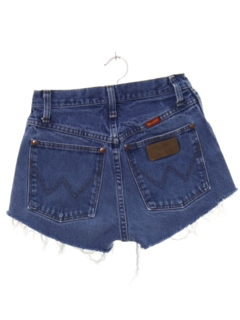 1990's Womens Denim Cutoff Shorts