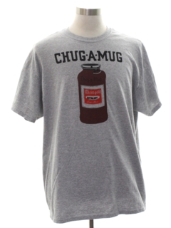 1970's Mens Beer Themed T-Shirt