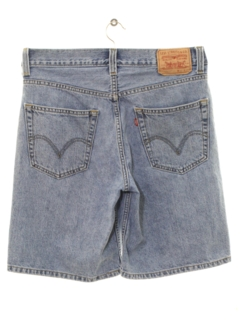 1990's Mens Levis Denim Jeans Shorts