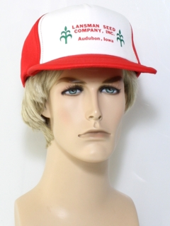 1980's Unisex Accessories - Trucker Hat