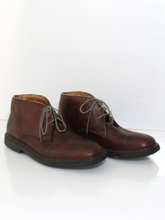 1990's Mens Accessories - Mod Boots Shoes