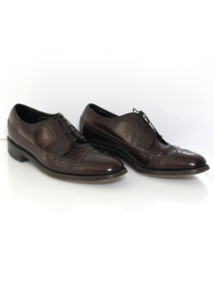 1960's Mens Accessories -Wing Tip Shoes