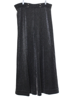 1980's Womens Totally 80s Palazzo Pants