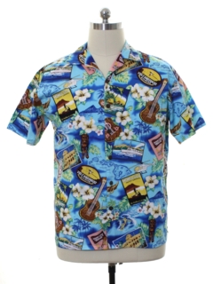 6b1d257b Mens Vintage Hawaiian Shirts at RustyZipper.Com Vintage Clothing