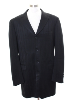 1990's Mens Wicked 90s Club Style Blazer Sportcoat Jacket