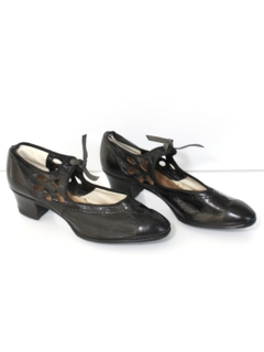 1920's Womens Accessories - Pumps Shoes
