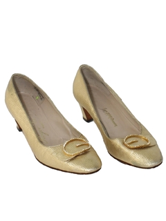 1970's Womens Accessories - Pumps Shoes