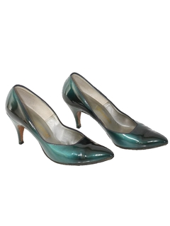 1950's Womens Accessories - Pumps Shoes