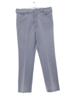 1970's Mens Flared Leisure Style Disco Pants