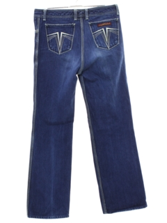 1980's Womens Designer Sergio Valente Totally 80s Denim Jeans Pants