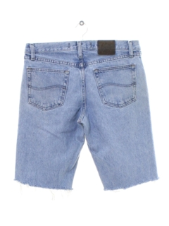 1990's Unisex Wicked 90s Cut Off Denim Shorts