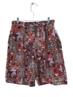 1990's Womens Wicked 90s High Waisted Shorts