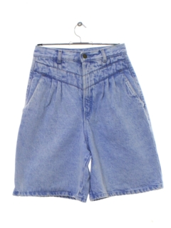 1990's Womens Wicked 90s High Waist Denim Shorts