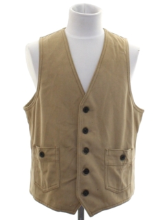 1980's Unisex Ladies or Boys Vest