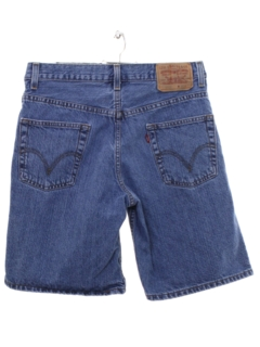 1990's Unisex Levis Denim Jeans Shorts