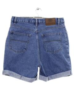 1990's Womens Wicked 90s High Waisted Denim Shorts