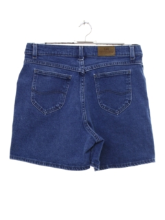 1990's Womens High Waisted Denim Mom Shorts