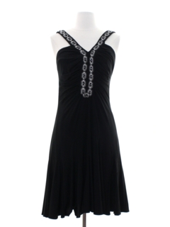 1990's Womens Prom Or Cocktail Dress