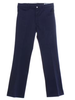 1970's Mens Flared Pants