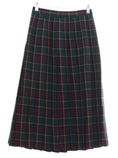 2f2fd52a1d Womens Vintage Wool Skirts at RustyZipper.Com Vintage Clothing
