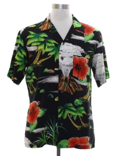 88d3fb2c Men's Vintage kennington Hawaiian Shirts at RustyZipper.Com Vintage ...