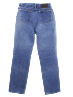 1980's Womens Lee Denim Jeans Pants