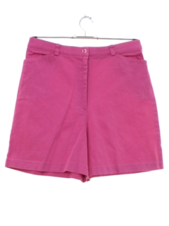 1990's Womens Wicked 90s Stretchy Shorts