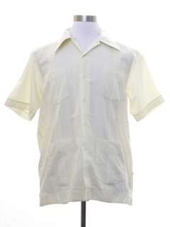 3b268612 Mens Vintage Guayabera Shirts at RustyZipper.Com Vintage Clothing