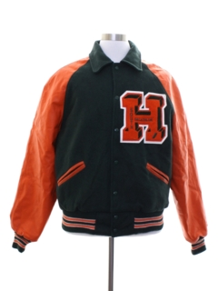 1960's Mens Lettermans Jacket