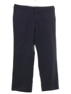 1980's Mens Slacks Pants