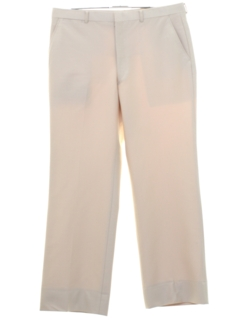 1990's Mens Flat Front Slacks Pants