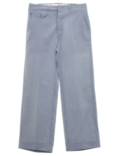 1980's Mens Wide Leg Disco Pants
