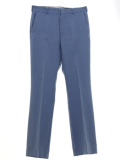 1980's Mens Flared Disco Pants