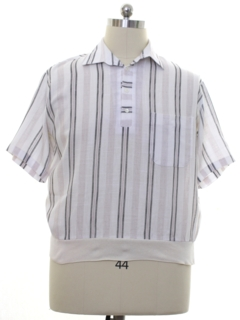 1980's Mens Totally 80s Style Shirt