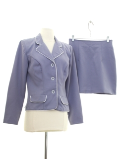 1980's Womens Two Piece Suit