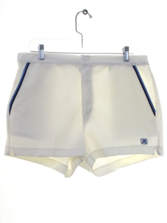 1980's Mens Jimmy Connors Tennis Sport Shorts