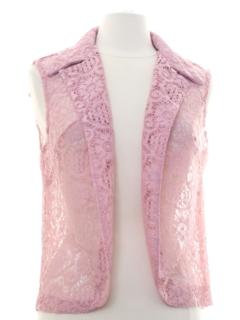 1a7c318e4331 Women's Vintage Vests: authentic vintage vests - shop at RustyZipper.Com