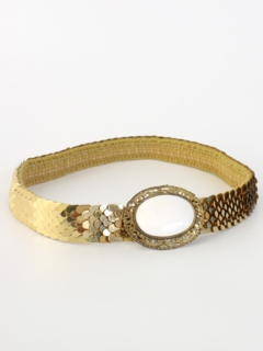 1960's Womens Accessories - Belt